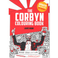 The Corbyn Colouring Book - cover